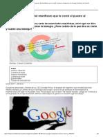 Google_ Verdades y Mentiras Del Manifiesto Que Le Costó El Puesto Al Ingeniero de Google