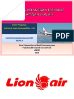 Lion Air PPt Full