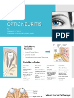 Neuritis Optikus ppt