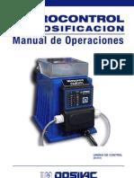 Manual Micro Control Milenio
