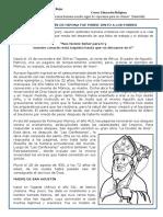 Biografía de San Agustín de Hipona
