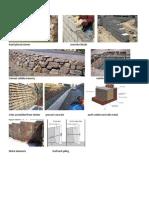 Hand placed stonesconcrete blocks.docx