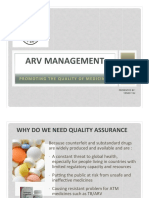 9 Promoting QUality Medicines