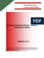 Acnes e Despigmentação 4