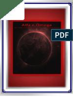 Livro - Alfa & Ômega - Rodrigo Lima - Mostra