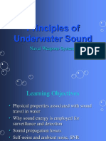 Lesson 10 - Underwater Sound