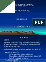 Adsorpsi