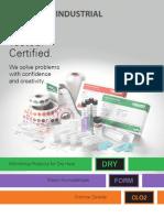 Crosstex Dry Heat Formaldehyde Chlorine Dioxide Catalog High Res