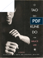 Bruce Lee - o Tao Do Jeet Kune Do Portugues