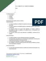 Bases Biológicas de La Conducta, Guia de Estudio (1)