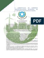 Competencias Ambientales de Gobierno Autónomo Descentralizado Municipal de Guayaquil