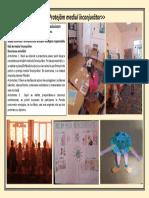 Protejam mediul inconjurator - activitate extracurriculara
