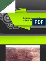 Balance Score Card Minera Yanacocha