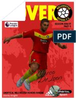 The Rover - Part 5 Melchester Rovers 2016/17 Season