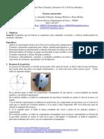 Fuerzas Concurrentes - Inform 9 Física Mecánica
