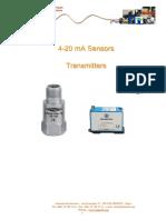 CATALOGUE Transmetteurs 4 20mA