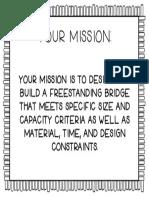 lesson 9 bridge qfocus mission statement