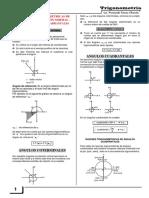 Razones Trigonométricas de Angulos en Posición Normal