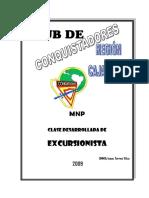 Club de Conquistadores-Clase Excursionista