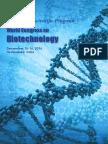 Scientificprogram_World Congress on Biotechnology