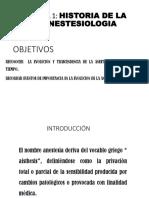 Anastesio