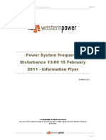 WE n8017806 v1 Information Flyer - Power System Disturbance