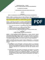 Proyecto de Ley Castatro