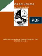 Filosofia Del Derecho. En_ Sele - Fernandez Bulte, Julio