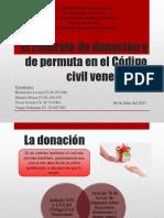 El Contrato de Donación en El Código Civil 2