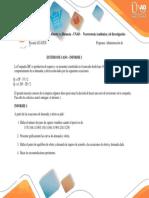 1. Estudio de Caso. Informe 1