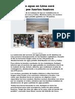 Escasez de agua en Lima será constante por fuertes huaicos.docx