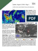 Tropics Update 8-9-10