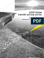 TAX Pub Global Transfer Pricing Survey Report 2009