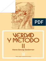Gadamer Hans Georg - Verdad Y Metodo 2 (1).pdf