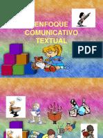16594936 4 Enfoque Comunicativo Textual