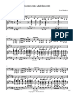 FA - Piano, Electric Guitar, Electric Guitar, 4-String Bass Guitar
