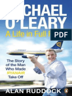 Alan Ruddock - Michael O'Leary- A Life in Full Flight (Retail)