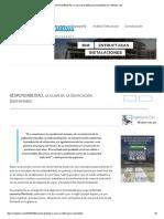 RESPONSABILIDAD, La Clave de La Edificación Sustentable _ CivilGeeks
