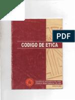 CODIGO DE ETICA - COLEGIO DE INGENIEROS.pdf