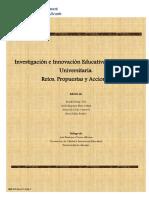 Investigacion e Innovacion Educativa en Docencia Universitaria 049