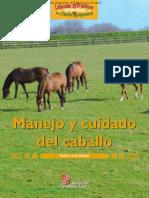 Manejo y cuidados del caballo