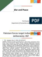AP War and Peace