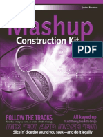 Audio Mashup Construction Kit - Jordan DJ Earworm Roseman