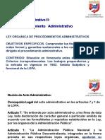 Unidad i. 3 Acto Administrativo