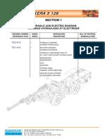 S01 Hydraulic and Eletric Diagram