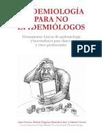 325449690 Epidemiologia Para No Epidemiologos