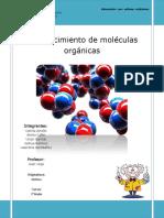 Reconocimiento de Moléculas Orgánicas