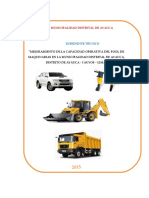 Expediente Técnico Ayauca Final