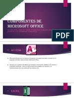 Componentes de Microsoft 22