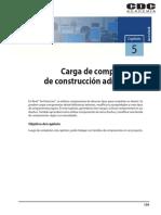 C05 - Carga de Componentes de Construcción Adicionales